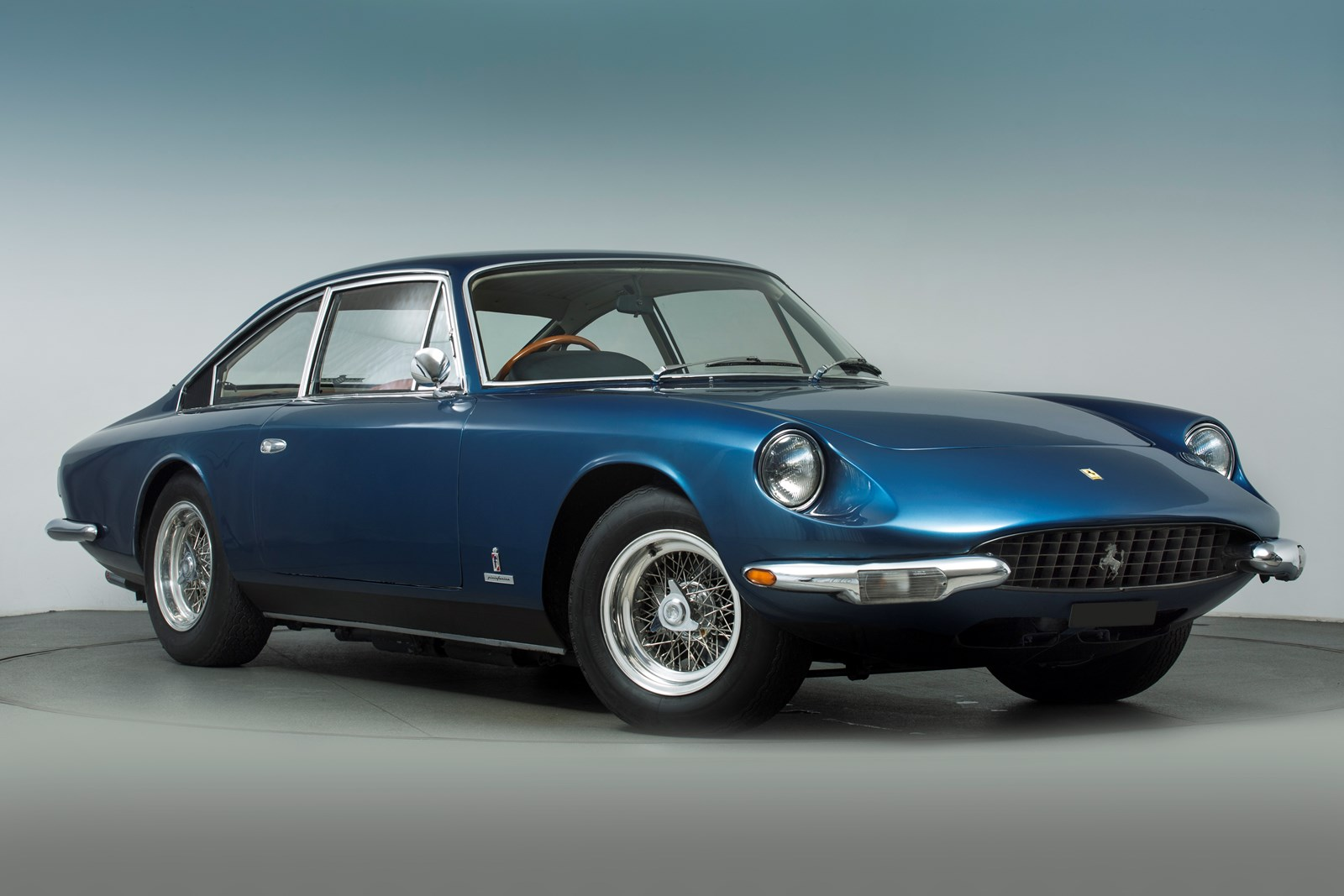 Introduced in 1969 and designed by Aldo Brovarone at Pininfarina, the 365 GT  2+