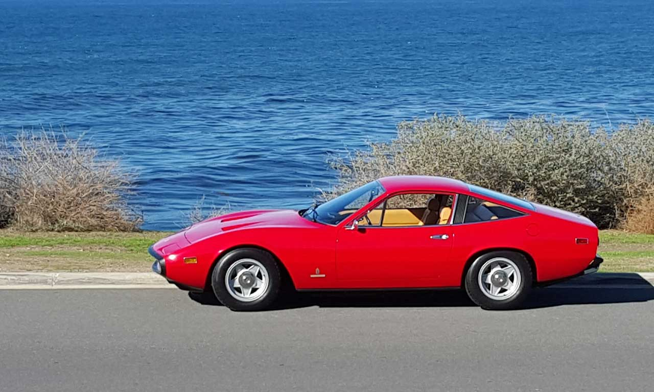 The Ferrari 365 GTC/4 Home Page on