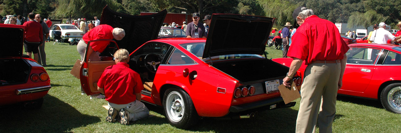 Buying and Owning a Ferrari 365 GTC/4